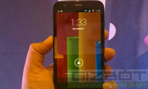 Moto G To Get Android KitKat Upgrade 'Just Weeks After Launch'