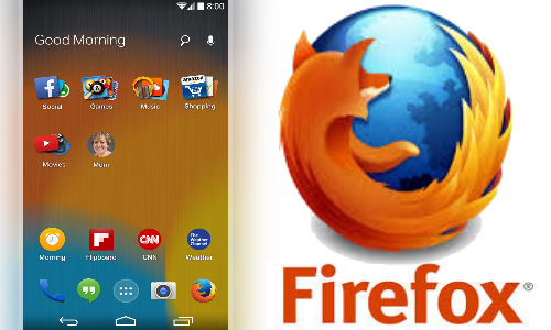 Mozilla's Firefox Launcher App For Android Coming Soon