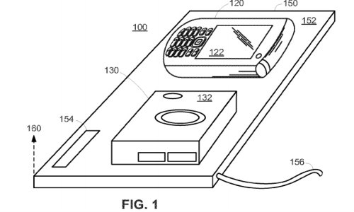 Apple Awarded Smart Dock Patent with Wireless Induction Charging