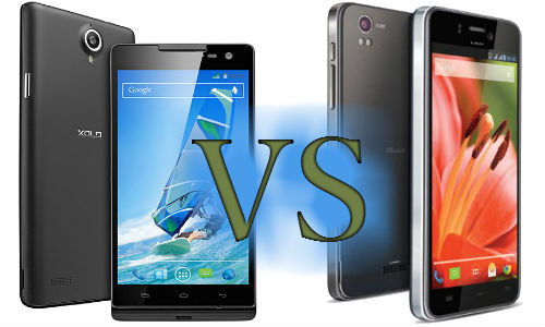 Lava Iris Pro 30 Vs Xolo Q1100: A Mid-Range Domestic Battle to the Top