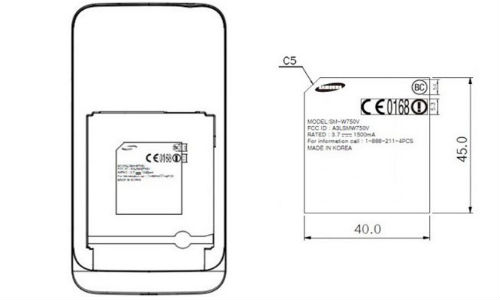 Samsung's SM-W750V Huron Leaked Online: Window Phone Spotted at FCC