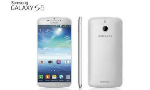 Samsung Galaxy S5 New Teaser Flaunts TouchWiz Icons