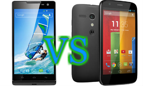 Xolo Q1100 Vs Motorola Moto G: The Mid-Range Climb That's Bumpy