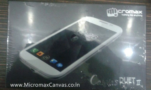 Micromax Canvas Duet 2 Update: Image, Specs and Price Leaked Online