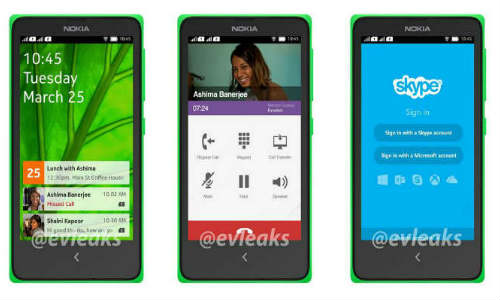 Nokia X/Normandy Probably Arriving in March: Top 5 Rumors