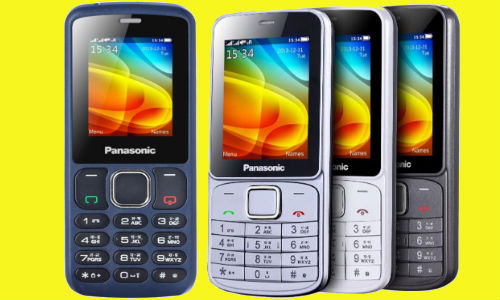 Panasonic Enters Low-End Market With EZ180 and EZ240 Feature Phones