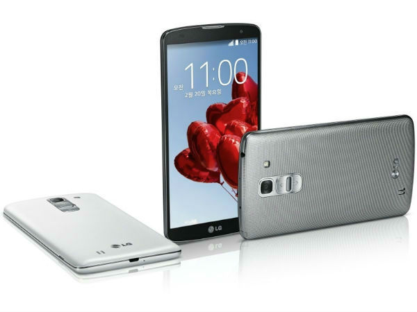 LG G Pro 2: Battery, Speakers and connectivity options