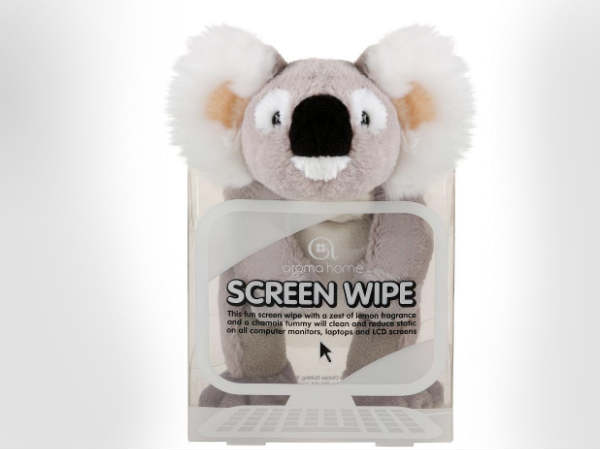 Cuddly Screen Wipes