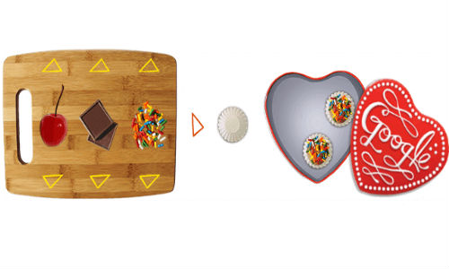 Valentine's Day-Themed Google Doodle Features Interactive Design