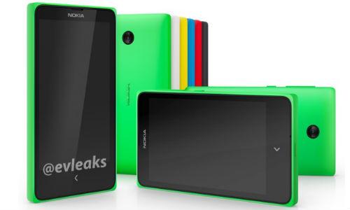 Nokia X, aka Normandy Specs Leak Again