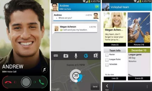 BBM App Now Offers Free Voice Calls For Android, iPhone Users