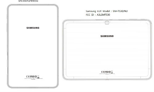 Samsung Galaxy Tab 4 10.1 and Tab 4 8.0 Spotted at FCC