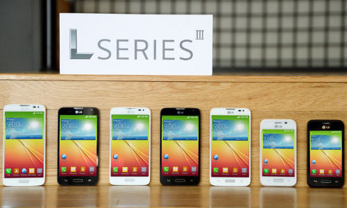 LG L3 Smartphones: L40, L70 and L90 Unveiled With Android KitKat OS