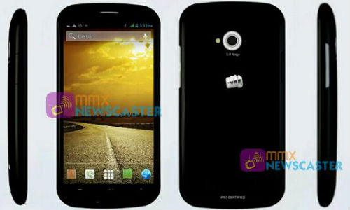 Micromax Splash With Waterproof and Dust Proof Build Coming Soon