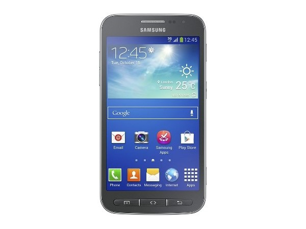 Samsung Galaxy Core Advance: