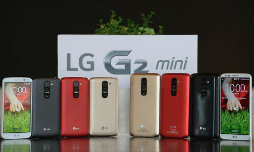 LG G2 Mini Officially Unveiled Ahead of Feb 24th Launch