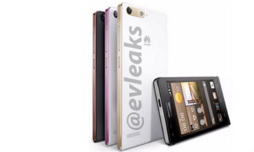 Huawei Ascend G6 Press Render Leaks Online: To Unveil At MWC 2014
