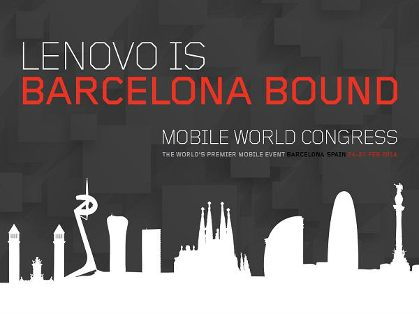 Lenovo To Showcase New Smartphones and Tablets at MWC 2014