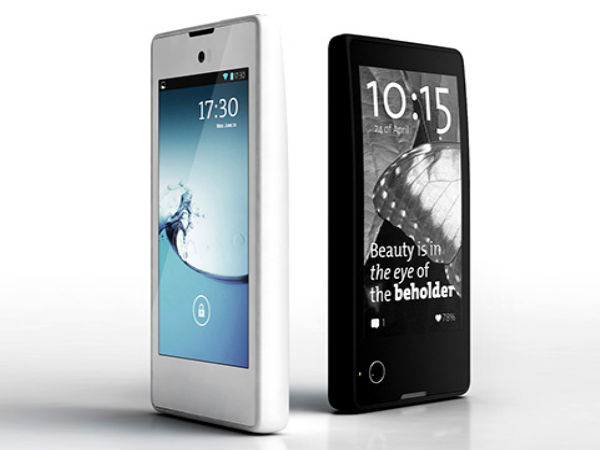 YotaPhone 2 Might Be Unveiled at MWC 2014, Next Week