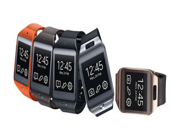 Samsung Gear 2 and Gear 2 Neo Smartwatches Now Official
