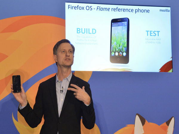 MWC 2014: Mozilla Officially Announces Firefox OS Smartphone