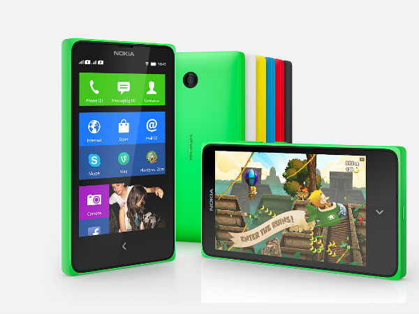 Breaking: Nokia X, X+ and XL Gets Listed Online in India
