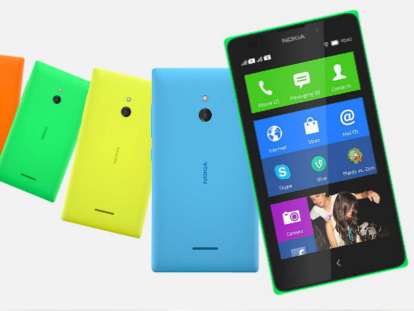 MWC 2014: Nokia X, X+ and XL With Android Operating System Official