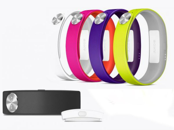 Sony Announces SmartBand at MWC 2014: Set to be Available this March