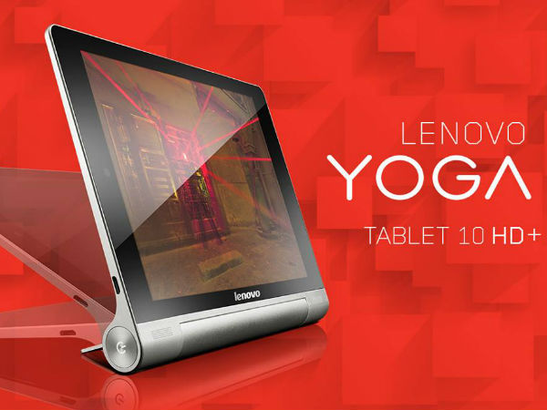 Lenovo Yoga Tablet 10 HD+:
