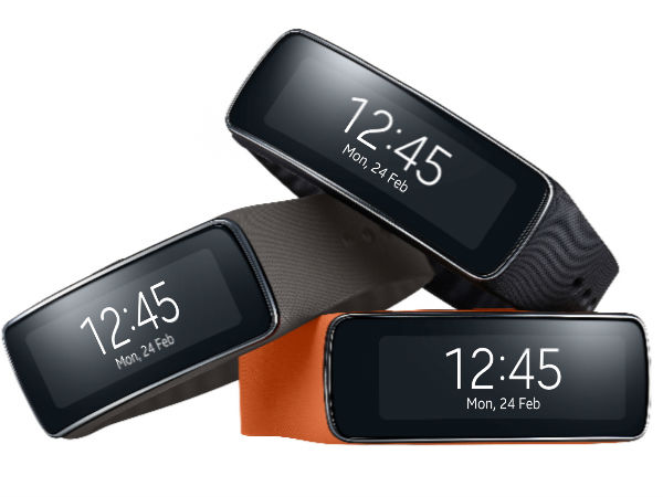 Samsung Galaxy Gear Fit :