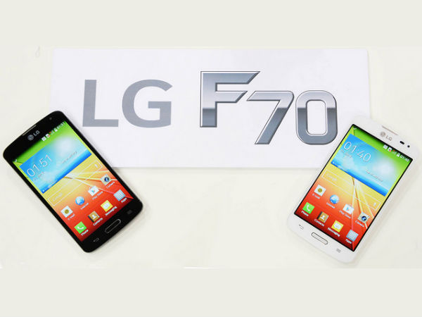 LG F70 and LG F90 With Mid-Range Specs, LTE Support Launched: MWC 2014