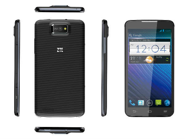 MWC 2014: ZTE Open C, Open II And Grand Memo II LTE Phablet Launched