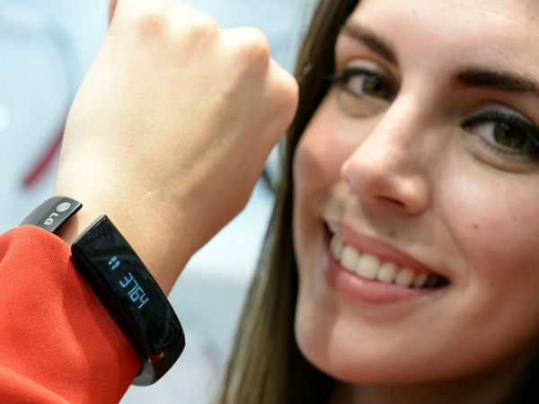 LifeBand Touch Activity Tracker