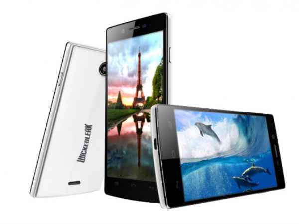 Wickedleak Wammy Passion X Smartphone Launched At Rs 22,499