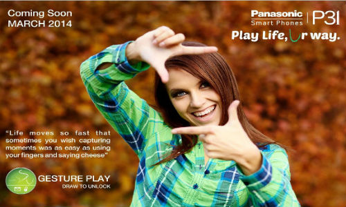 Panasonic P31: 5 Inch Quad-Core Smartphone Coming to India Soon
