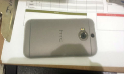 HTC One 2: Photos of Next-Generation Smartphone in Silver Leak Online