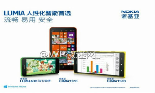 Nokia Lumia 630: Windows Phone 8.1 Smartphone To Arrive in China Soon