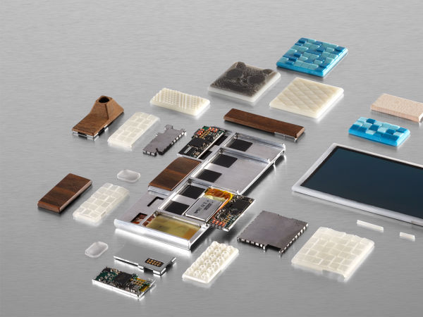 Project Ara To Include 3 Modular Phones: To Launch Early Next Year