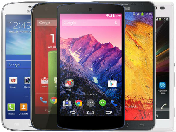 smartphone top 10 top 10 best android smartphones you can buy in march 2014 21890