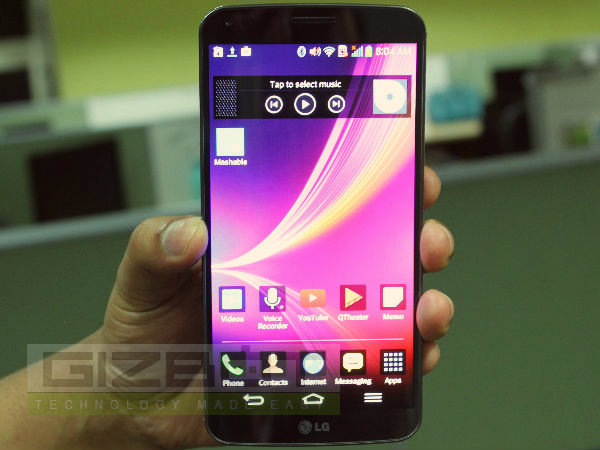 LG G Flex To Receive 4K Video Support With Android 4.4 KitKat Update