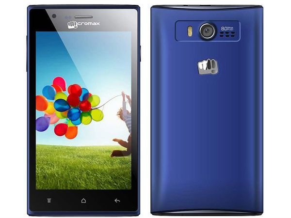 Micromax Bolt A075 With 5.2-inch Display Now Up For sale At Rs 6,499