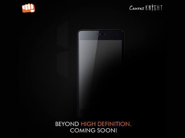 Micromax Canvas Knight Powered by Octa-Core CPU Coming Tomorrow