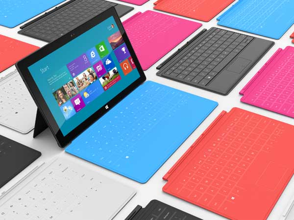Microsoft To Soon Launch Windows Tablets for Rs 10,000