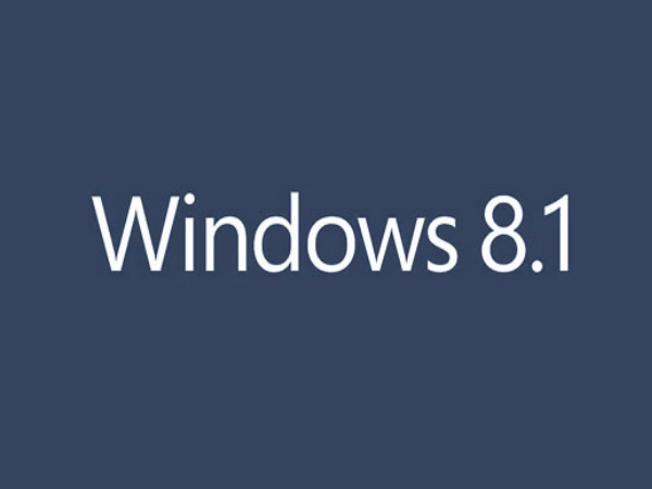Windows 8.1 Could Be in its Final Stages, Says Reports