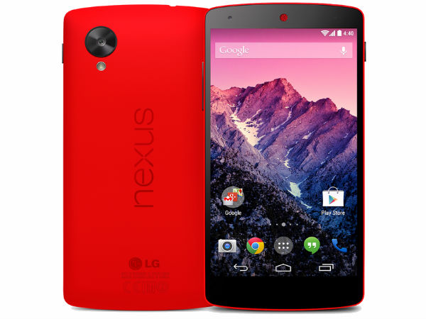 Google Nexus 6 To Be Based On LG G3 Hardware