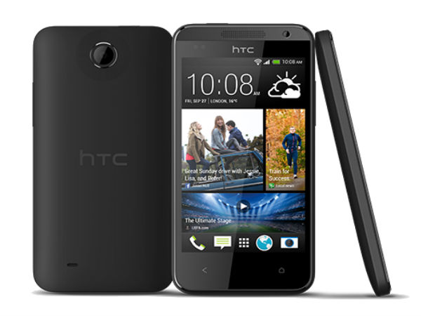 HTC Desire 310: 4.5 Inch Quad-Core Smartphone Goes Official