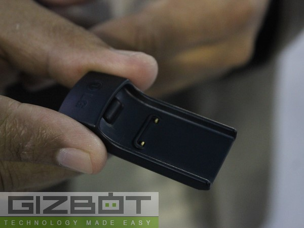 LG Lifeband Touch Hands on and First Look