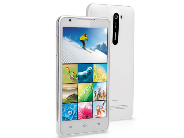 Lava Iris 503e Launched At Rs 6,749: Features 5-Inch Display and More