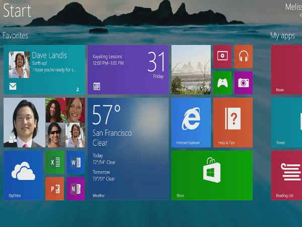 Windows 8.1 Leaked Early Via Microsoft, Says Reports