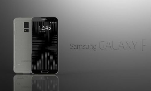 Samsung Galaxy F:  New Concept Images Revealed
